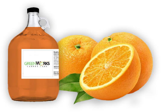 All Natural Orange Products To Clean Your Carpets