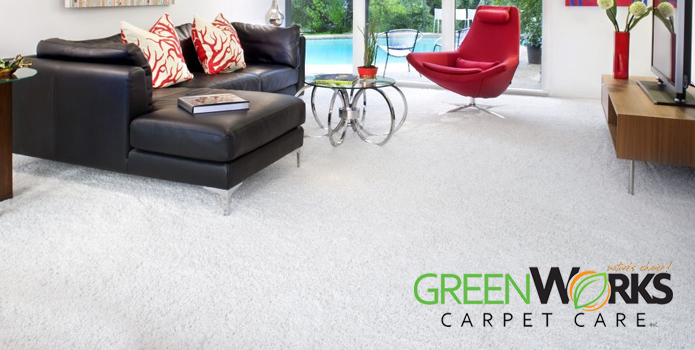 10-Step Carpet Cleaning Process by GreenWorks Carpet Care