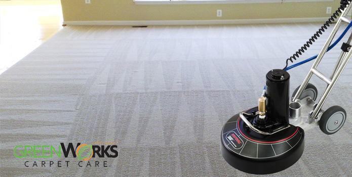 What is the best carpet cleaning method greenworks for Whats the best carpet