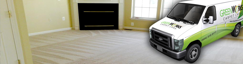Carpet Cleaning Burnaby, BC